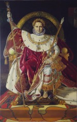 Napoleon Ingres Copy